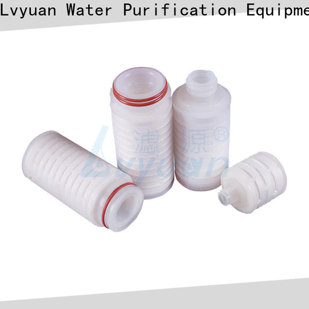 membrane pleated filter element replacement for industry