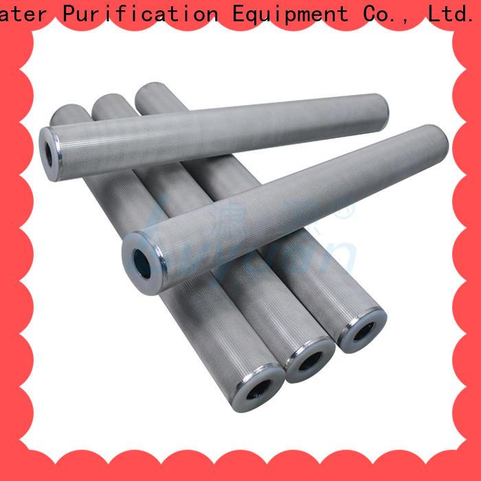 Lvyuan sintered filter suppliers manufacturer for industry