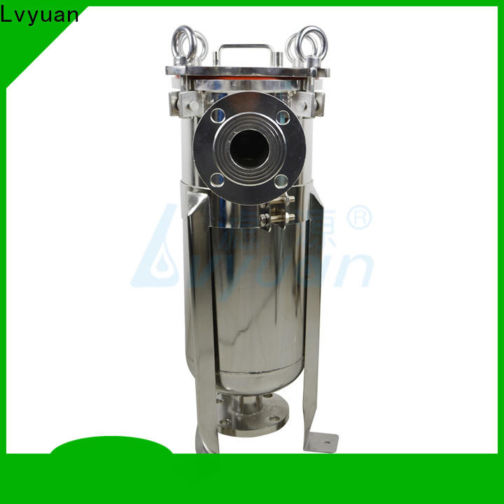 Lvyuan stainless steel filter housing rod for sea water desalination
