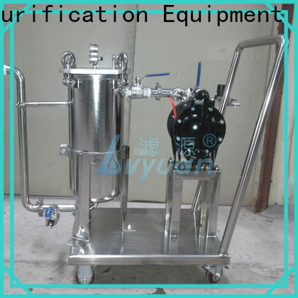 professional ss filter housing manufacturers rod for sea water desalination