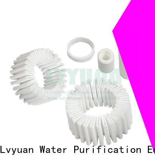 porous sintered powder ss filter rod for food and beverage