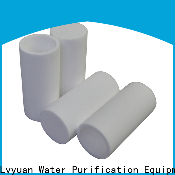 block sintered carbon water filter supplier for food and beverage