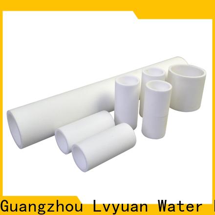 Lvyuan block sintered plastic filter rod for food and beverage