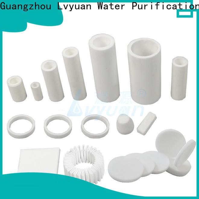 Lvyuan porous sintered powder ss filter manufacturer for sea water desalination