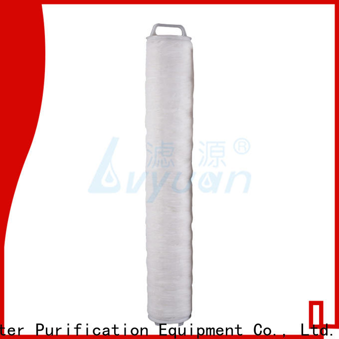 high end high flow water filter replacement for industry