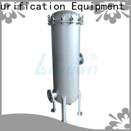 Lvyuan porous ss filter housing manufacturers with core for food and beverage