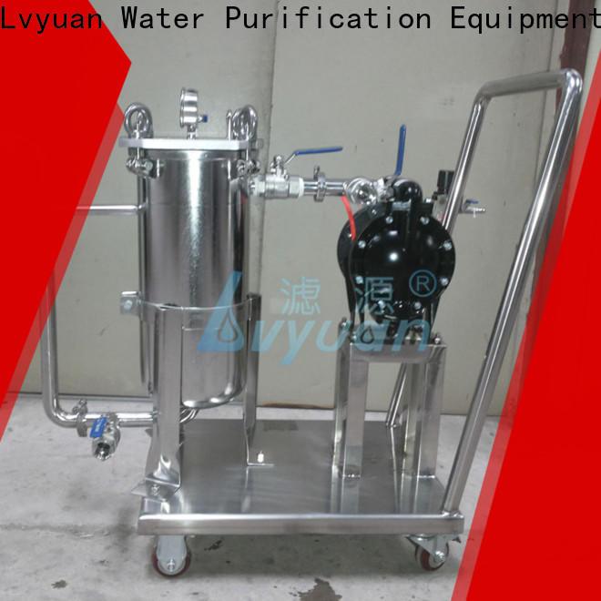 Lvyuan safe filter cartridge wholesale for industry