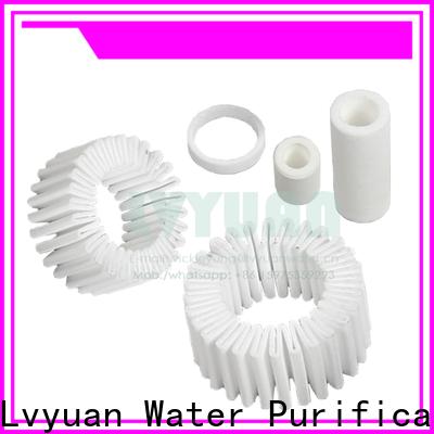 Lvyuan sintered powder metal filter rod for food and beverage