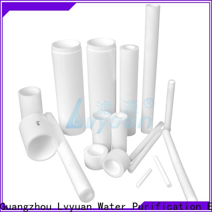 Lvyuan activated carbon sintered powder metal filter manufacturer for food and beverage