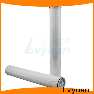 Lvyuan water high flow filter replacement for sale