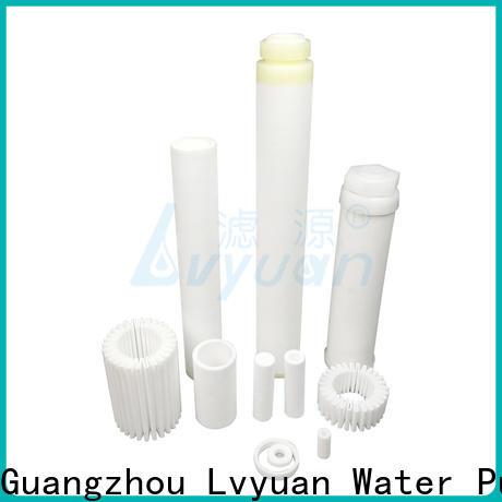 Lvyuan block sintered metal filter manufacturer for industry