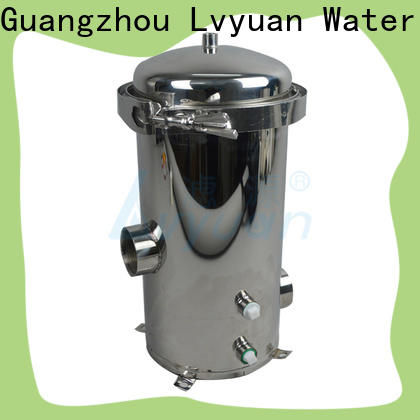 efficient ss filter housing manufacturers housing for sea water treatment