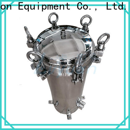 titanium ss filter housing rod for sea water treatment