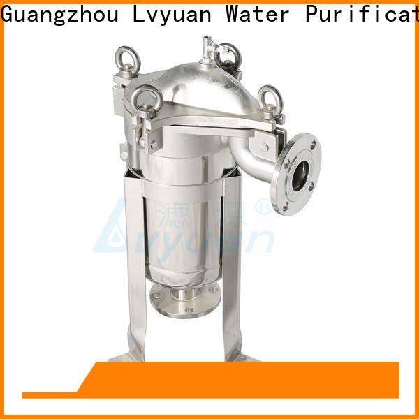 Lvyuan porous ss filter housing manufacturers rod for sea water desalination