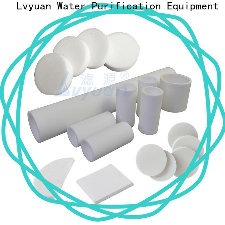 Lvyuan sintered ss filter supplier for sea water desalination