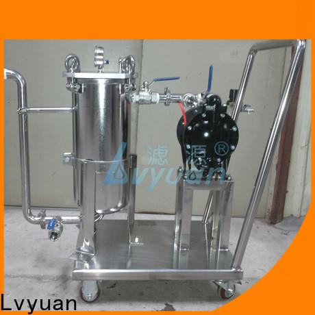 best stainless steel water filter housing with core for sea water desalination
