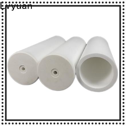 Lvyuan pe sintered filter cartridge manufacturer for sea water desalination
