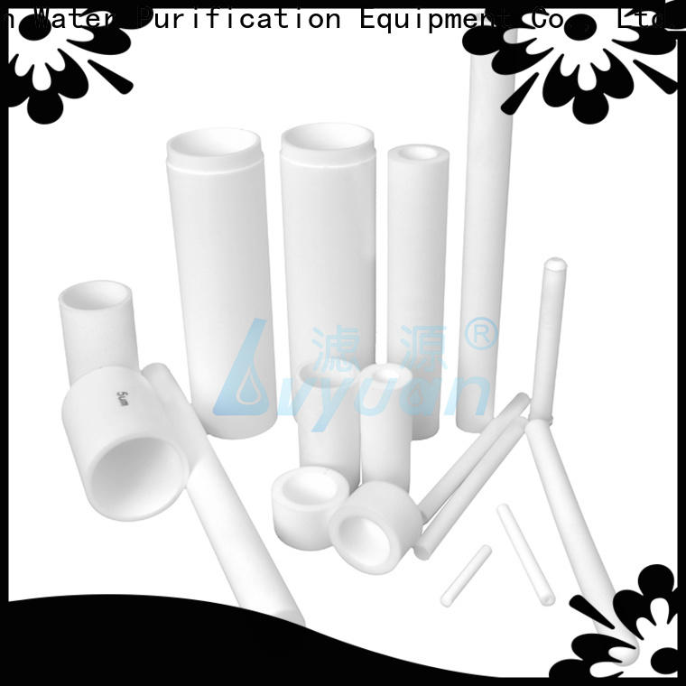 porous sintered ss filter rod for sea water desalination