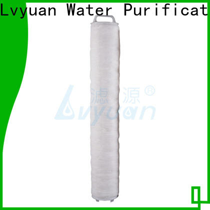 professional high flow water filter supplier for industry