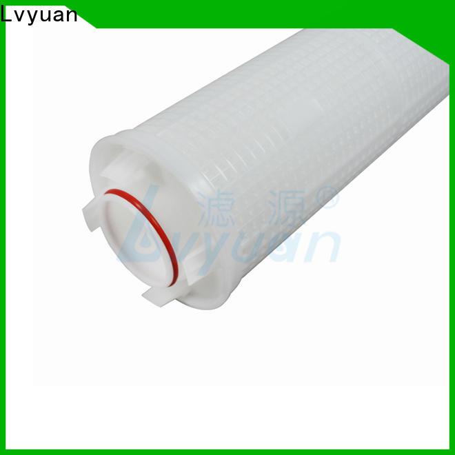 Lvyuan high flow filter supplier for industry