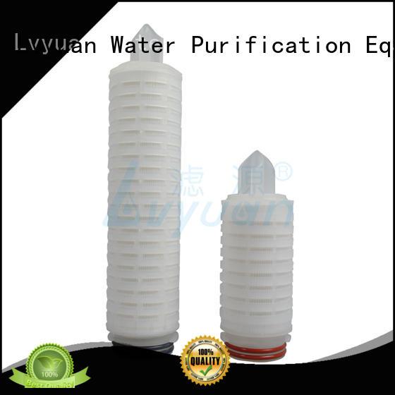 inch fliter  Lvyuan manufacture