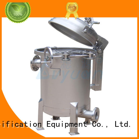 porous stainless steel cartridge filter housing rod for industry