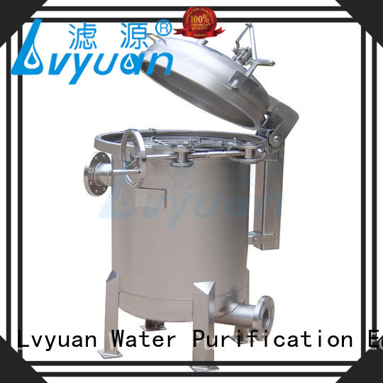 Lvyuan porous filter housing with core for sea water treatment
