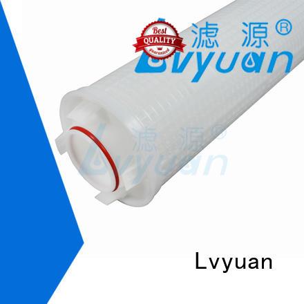 Lvyuan high flow under sink water filter park for sale