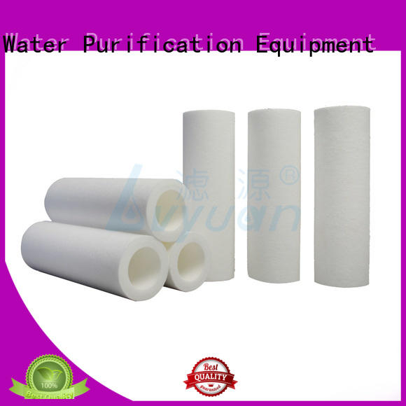 cartridge melt blown filter blown sale Lvyuan