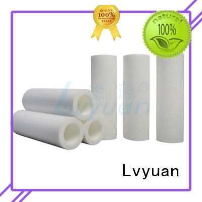 high end pp melt blown filter cartridge manufacturer for industry