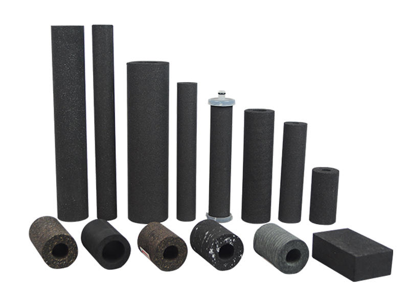 activated carbon sintered ss filter manufacturer for sea water desalination-2