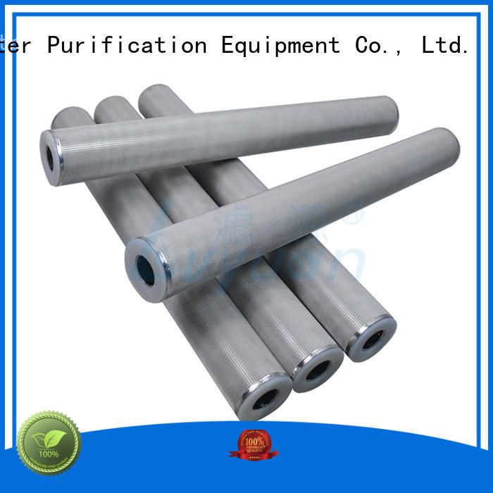 sintered metal filter for food and beverage Lvyuan