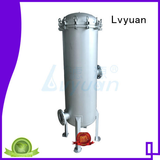 efficient 10 water filter housing rod for industry Lvyuan