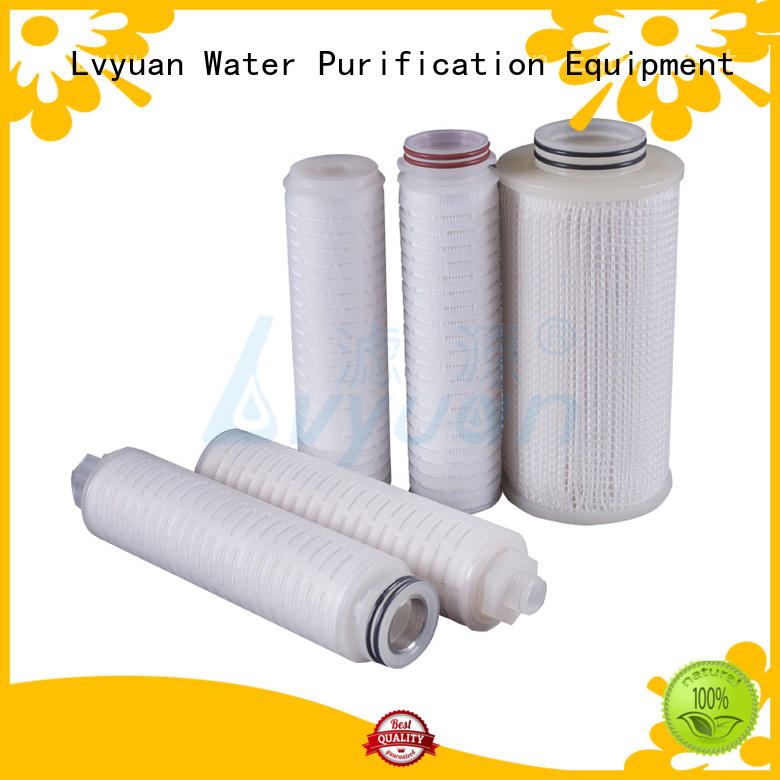 nylon pleated filter cartridge replacement for diagnostics