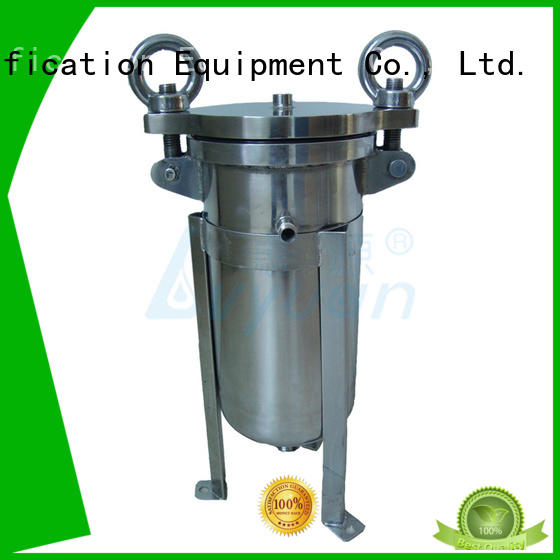 Lvyuan professional stainless water filter housing housing for oil fuel