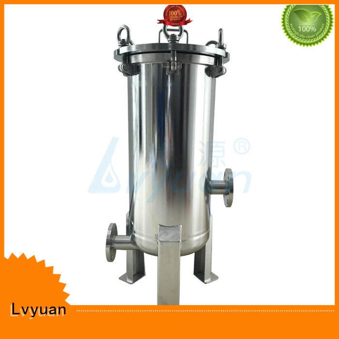 high end stainless water filter housing manufacturer for industry