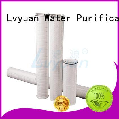 best high flow water filter system manufacturer for sea water desalination Lvyuan