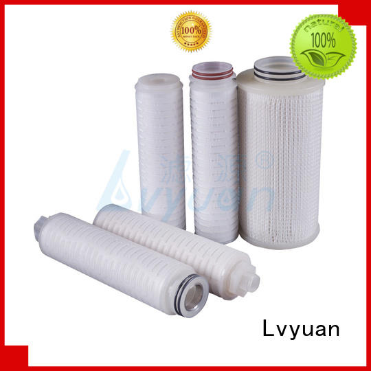 nylon pleated filter cartridge suppliers replacement for organic solvents