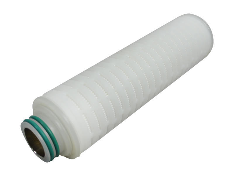 Lvyuan membrane pleated polyester filter cartridge for liquids sterile filtration-1