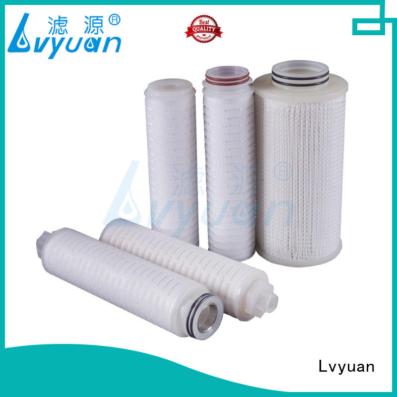 nylon pp pleated Lvyuan Brand  manufacture