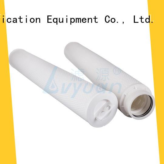 efficient high flow under sink water filter manufacturer for sale Lvyuan