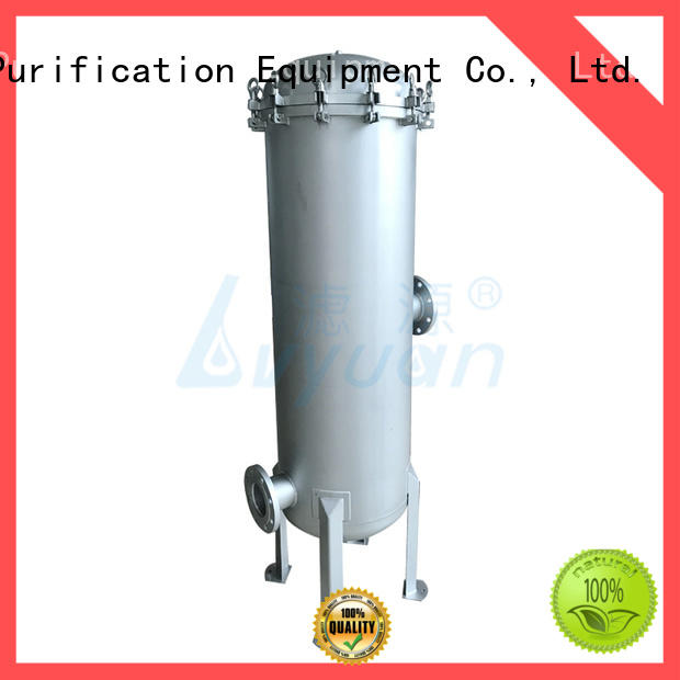 high end 10 inch water filter housing rod for sea water desalination Lvyuan