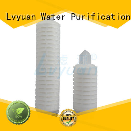 filter pleated filter manufacturers stainless for Lvyuan