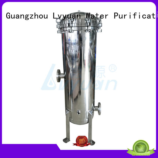best stainless steel cartridge filter housing housing for food and beverage