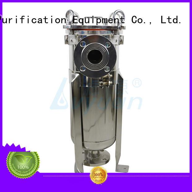 high quality 10 filter housing hot sale for oil fuel Lvyuan