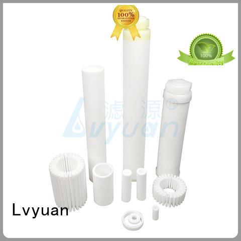 ss sintered filter for food and beverage Lvyuan