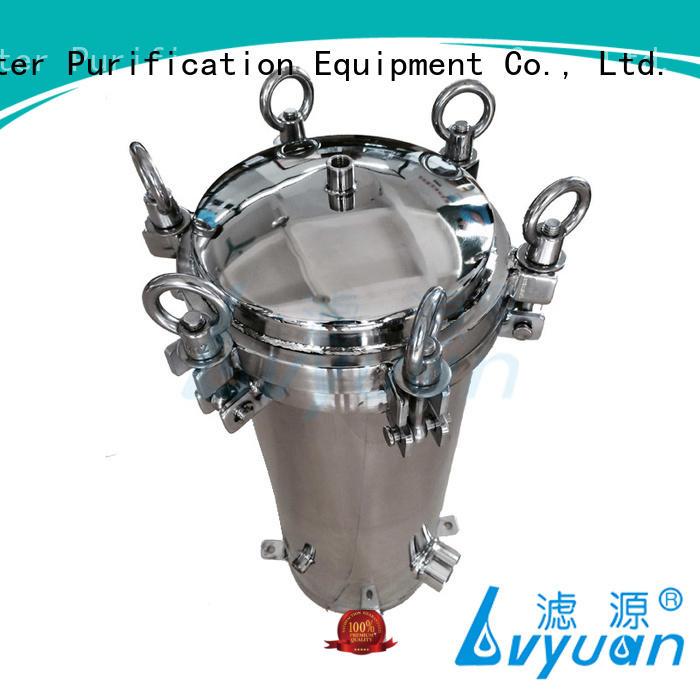 cartridge filter housing for sea water desalination Lvyuan