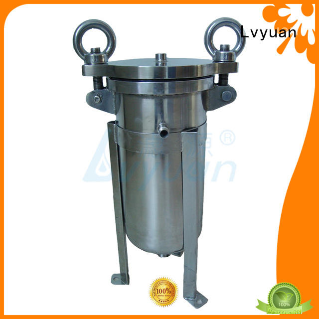 porous ss filter housing manufacturer for industry