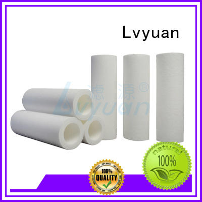 melt blown filter cartridge melt sale Lvyuan
