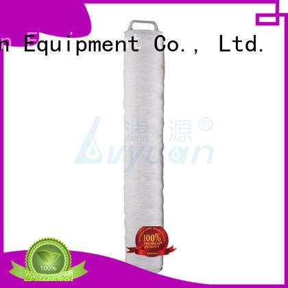 Lvyuan professional high flow filter manufacturer for industry